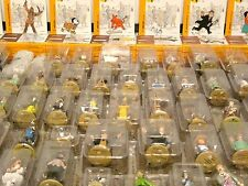 "VERY RARE COMPLETE COLLECTION TINTIN (111) FIGURINES ""LA COLLECTION OFFICIELLE"""