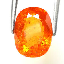 6.16 Ctw Electrifying Luster Color Best Collection Of Natural Spessartite