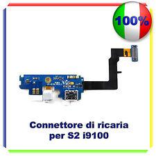 CONNETTORE RICARICA CARICA micro usb FLEX SAMSUNG S2 GT-I9100