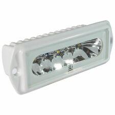 Lumitec 101099 Capri2 LED Flood Light, Flush Mount, White Housing, White Dimm...