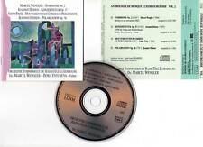 ANTHOLOGIE DE MUSIQUE LUXEMBOURGEOISE Vol.2 (CD) Wengler,Heinen,Fritz 1992