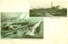 Buffalo,NY. The Union Furnace Company & Buffalo & Susquehanna Iron Company