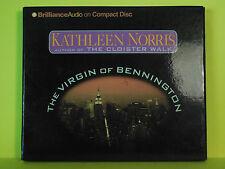 """The Virgin of Bennington,"" by  Kathleen Norris (2001, CD, Abridged)"