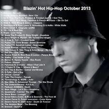 Promo Video Compilation DVD, Blazin Hot Hip Hop Octoberr 2013, NEW ONLY on Ebay!