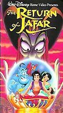 The Return of Jafar (VHS, 1994)