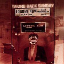 Louder Now by Taking Back Sunday (CD, Apr-2006, Warner Bros.)
