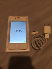 iPhone 4s White 32GB Unlocked - Model A1387