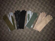 NOMEX FLIGHT Pilot FIRE RESISTANT Gloves Black, Green, Tan, Sage - All Sizes
