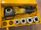 Rems Amigo Pipe Threader Hand With Dies Case 1/2' - 1 1/4' Tool Made in Germany