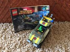 Lego Hydra Off Road Vehicle 2 Missiles Tank & Hydra Minifig & Manual ONLY 76017