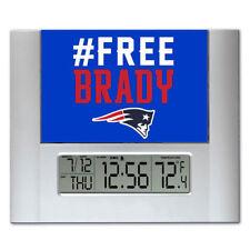 Clock NFL Fan Apparel & Souvenirs