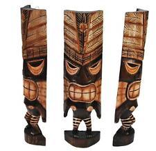 Tiki Figur 40cm zum Stellen und Aufhängen im Hawaii Look
