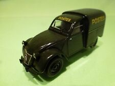 NOREV  1:43  - CITROEN 2CV  2 CV  POSTES  -   GOOD CONDITION