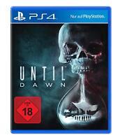 PS4 Spiel Until Dawn für Sony Playstation 4 NEU