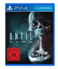 PS4 Spiel Until Dawn für Sony Playstation 4 NEU