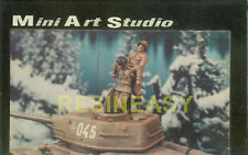 "Free shipping  Mini Art Studio 1/35 WWII RUSSIAN ""Tank Rescue"" (2 FIG) MAF3509"
