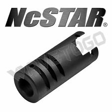 NcSTAR SKS Short Muzzle Brake Pin-On Steel Tactical Reduce Recoil Rifle Barrel