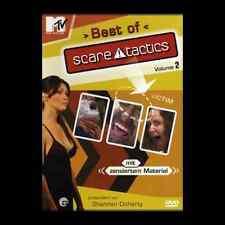 DVD * BEST OF SCARE TACTICS * TOTAL UNCUT / FSK18 * NEU & OVP * Vol 2 * Doherty