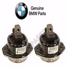 For BMW E65 E66 760i 760Li Pair Set of Left & Right Engine Mounts Genuine