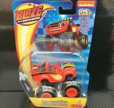 Blaze and the Monster Machines Car - Monster Engine Blaze Drag Race New