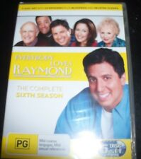 Everybody Loves Raymond The Complete Sixth Season 6 (Australia Region 4) DVD NEW