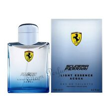 Scuderia Ferrari Light Essence Acqua Eau de Toilette Spray 4.2oz 125ml * New