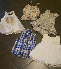 Girls age 6-7 yrs large clothing bundle