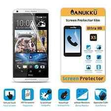3x PELLICOLA per HTC Desire 816 FRONTE + PANNO PROTETTIVA DISPLAY