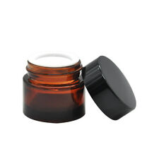 1 X Travel Size Glass Screw Top Jar | Airtight Smell Proof Stash Container