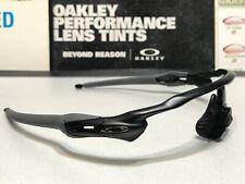 Oakley Radar EV Matte Black Frame w/ Gunmetal Oakley Icons SKU# 9208-5538 New
