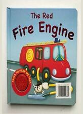 The Red Fire Engine Sound Book-Igloo