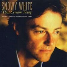 Shiro white-that certain thing... NEUF