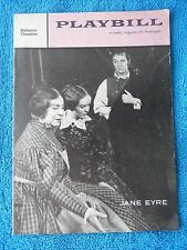 Jane Eyre - Belasco Theatre Playbill - May 19th, 1958 - Eric Portman - Yurka