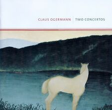 CLAUS OGERMANN : TWO CONCERTOS / CD - TOP-ZUSTAND