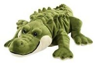 "~❤️~Wild Republic 18"" 43cm CROCODILE Plush Animal Soft Toy Stuffed BNWT~❤️~"