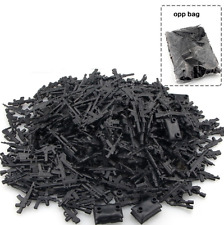 200pcs Brickarms Custom Lego Minifigure Toy Guns Military Minifigure Weapon Lot