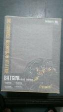 Bishoujo Kotobukiya DC Batgirl Bat Girl  Batman Black variant