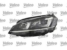 FARO FANALE SX GUIDA VW GOLF VII 7 2013> BIXENO AFS LED ORIGINALE VALEO 44929