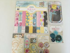 BoBunny - Summer Mood Collection LOT NEW