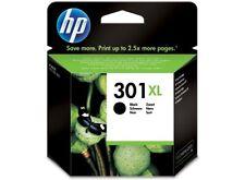 HP 301 XL NEGRO CARTUCHO DE TINTA ORIGINAL HP 1510 1512 2050 2540 3050 3055 4500
