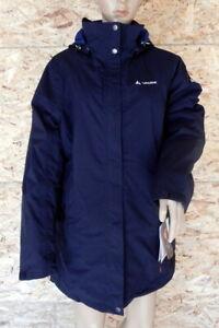 Vaude Damenjacke Pembroke Jacket III in blau, Gr. 44