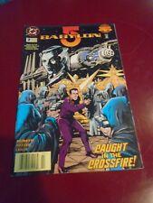 Babylon 5 issue 2 Dc Comics; J Michael Strazynski Garibaldi Minbari Narn Ivanova