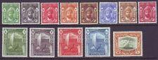 Zanzibar 1936 SC 201-213 MH Set
