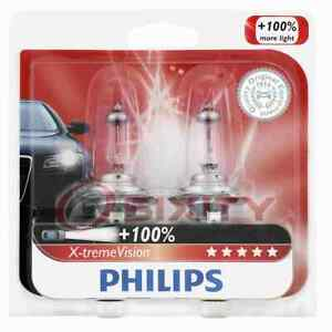 Philips Low Beam Headlight Bulb for Land Rover Discovery Freelander LR3 of