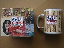 Cadbury Heritage Mug 1995 by Downpace New & Boxed Cadbury's Milk Chocolate