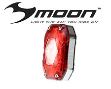 MOON SHIELD-X AUTO 80 Lumens Rear Light USB Rechargeable- FREE EXPRESS POST