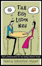 Talk Easy, Listen Hard: Real Communication for Two Really Different-ExLibrary