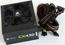 NEW CORSAIR CX430 430W ATX12V v2.3 80 PLUS BRONZE Certified Power Supply
