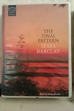 The Final Pattern by Tessa Barclay: Unabridged Cassette Audiobook (QQ5)