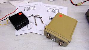 LDG RT-100 125 Watt Auto Tuner Remote Mount Tuner & RC-100 Controller